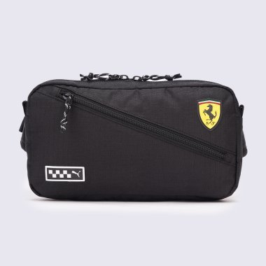 Сумки puma Ferrari Sptwr Waist Bag - 128541, фото 1 - интернет-магазин MEGASPORT