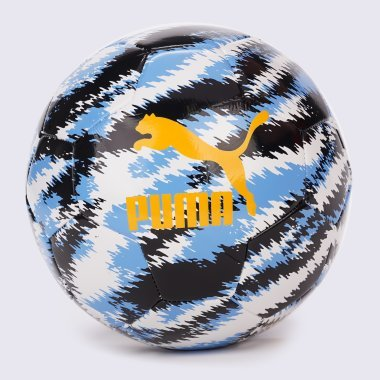 Мячи puma Mcfc Iconic Big Cat Ball - 128554, фото 1 - интернет-магазин MEGASPORT
