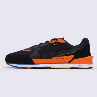 Кросівки puma Pl Low Racer - 127922, фото 1 - інтернет-магазин MEGASPORT