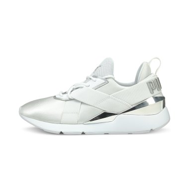 Кросівки puma Muse X3 Metallic Wn S - 128231, фото 1 - інтернет-магазин MEGASPORT