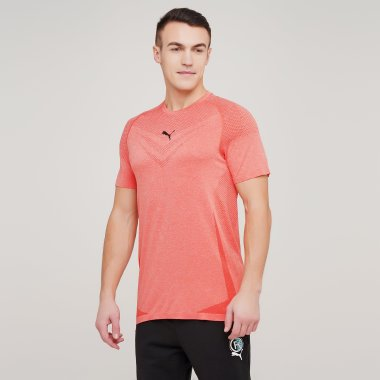Футболки puma Train Tech Evoknit Ss Tee - 128253, фото 1 - интернет-магазин MEGASPORT