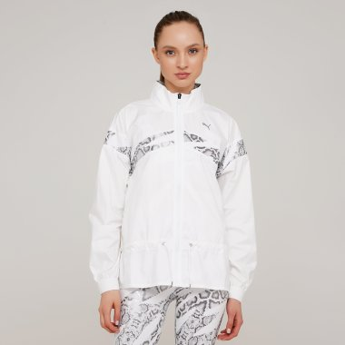 Ветровки puma Train Untmd Woven Jacket - 127945, фото 1 - интернет-магазин MEGASPORT