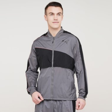 Вітровки puma Run Ultra Jacket - 128269, фото 1 - інтернет-магазин MEGASPORT