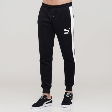 Спортивные штаны puma Iconic T7 Track Pants Pt - 127957, фото 1 - интернет-магазин MEGASPORT