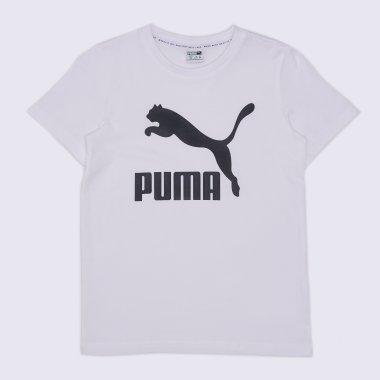 Футболки puma Classics Tee B - 139948, фото 1 - интернет-магазин MEGASPORT