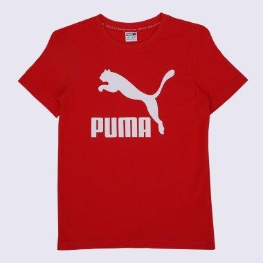 Футболки puma Classics Tee B - 139949, фото 1 - интернет-магазин MEGASPORT