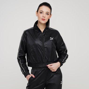 Ветровки puma Iconic T7 Woven Track Jacket - 128278, фото 1 - интернет-магазин MEGASPORT
