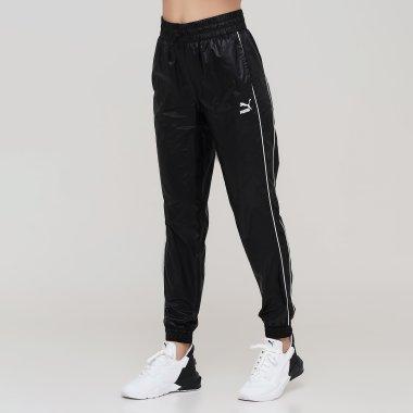 Спортивные штаны puma Iconic T7 Woven Track Pant - 128280, фото 1 - интернет-магазин MEGASPORT
