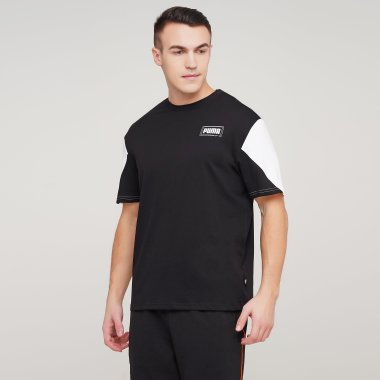 Футболки puma Rebel Advanced Tee - 128289, фото 1 - интернет-магазин MEGASPORT