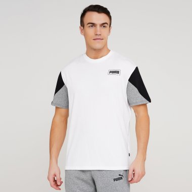 Футболки puma Rebel Advanced Tee - 128290, фото 1 - интернет-магазин MEGASPORT