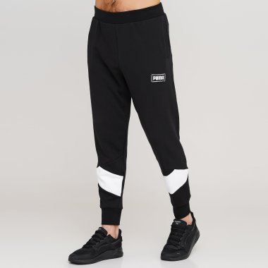 Спортивные штаны puma Rebel Pants - 128293, фото 1 - интернет-магазин MEGASPORT