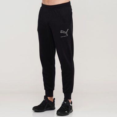 Спортивные штаны puma Athletics Pants - 127965, фото 1 - интернет-магазин MEGASPORT