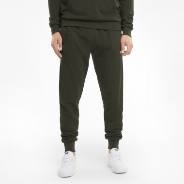 Спортивні штани puma Big Logo Pants - 128307, фото 1 - інтернет-магазин MEGASPORT