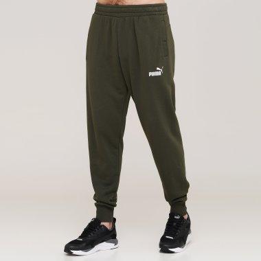 Спортивные штаны puma Big Logo Pants - 128307, фото 1 - интернет-магазин MEGASPORT