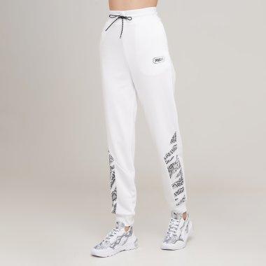 Спортивные штаны puma Rebel High Waist Pants - 127969, фото 1 - интернет-магазин MEGASPORT