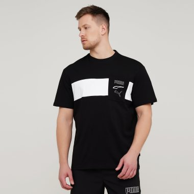 Футболки puma Rebel Advanced Tee - 134926, фото 1 - интернет-магазин MEGASPORT