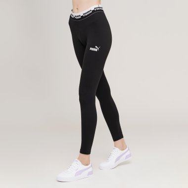 Лосины puma Amplified Leggings - 127981, фото 1 - интернет-магазин MEGASPORT