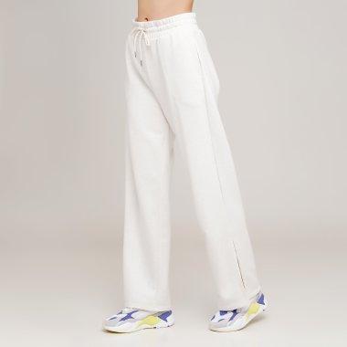 Спортивные штаны puma Her Wide Pants - 127988, фото 1 - интернет-магазин MEGASPORT