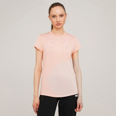 Футболки puma Rtg Heather Logo Tee - 127990, фото 1 - интернет-магазин MEGASPORT
