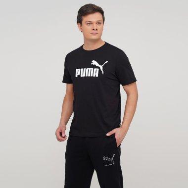 Футболки puma Ess Logo Tee - 127991, фото 1 - интернет-магазин MEGASPORT