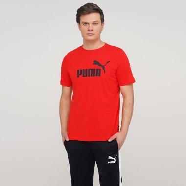 Футболки puma Ess Logo Tee - 127995, фото 1 - інтернет-магазин MEGASPORT