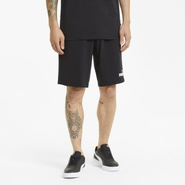 Шорты puma Ess Jersey Shorts - 128362, фото 1 - интернет-магазин MEGASPORT