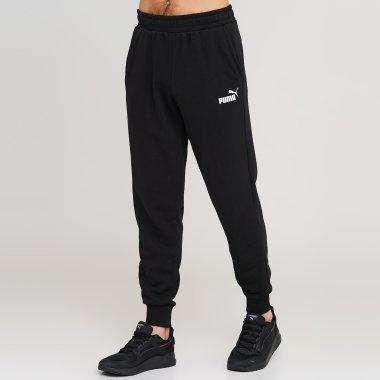Спортивные штаны puma Ess Logo Pants - 128366, фото 1 - интернет-магазин MEGASPORT