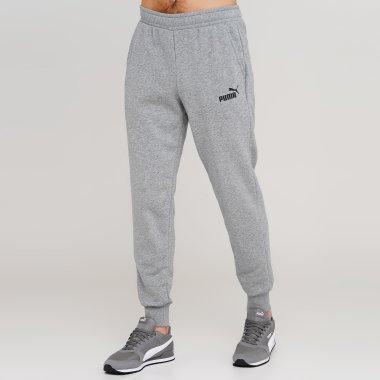 Спортивные штаны puma Ess Logo Pants - 128367, фото 1 - интернет-магазин MEGASPORT