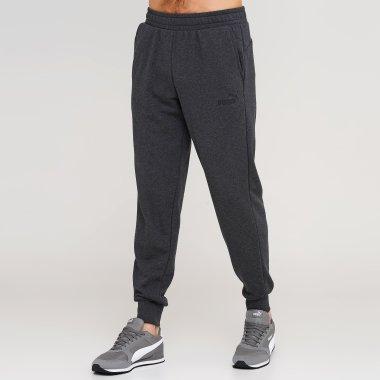 Спортивные штаны puma Ess Logo Pants - 128368, фото 1 - интернет-магазин MEGASPORT