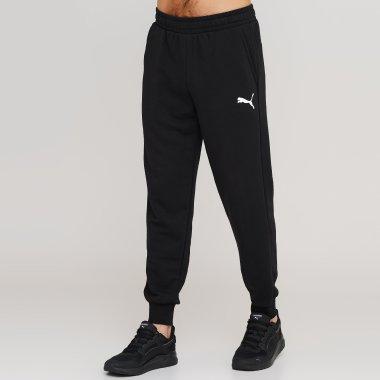 Спортивные штаны puma Ess Logo Pants - 128369, фото 1 - интернет-магазин MEGASPORT