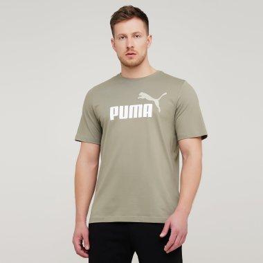 Футболки puma Ess+ 2 Col Logo Tee - 134933, фото 1 - интернет-магазин MEGASPORT