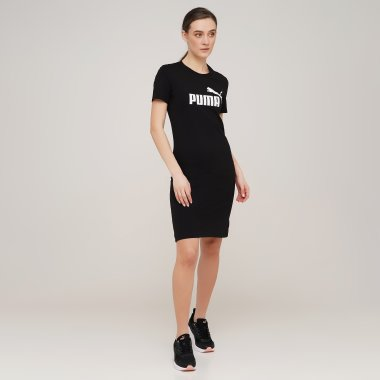 Платья puma Ess Slim Tee Dress - 128386, фото 1 - интернет-магазин MEGASPORT
