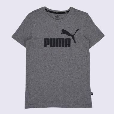 Футболки puma Ess Logo Tee - 140003, фото 1 - інтернет-магазин MEGASPORT