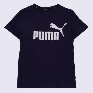 Футболки puma Ess Logo Tee - 140004, фото 1 - интернет-магазин MEGASPORT