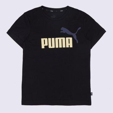 Футболки puma Ess+ 2 Col Logo Tee - 140009, фото 1 - інтернет-магазин MEGASPORT