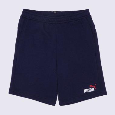 Шорти puma Ess+ 2 Col Shorts - 140012, фото 1 - інтернет-магазин MEGASPORT