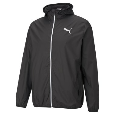 Вітровки puma Essentials Solid Windbreaker - 128390, фото 1 - інтернет-магазин MEGASPORT