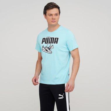 Футболки puma Sneaker Inspired Tee - 128001, фото 1 - интернет-магазин MEGASPORT