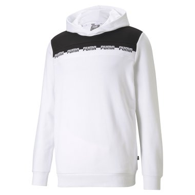 Кофты puma Amplified Advanced Hoodie - 128393, фото 1 - интернет-магазин MEGASPORT