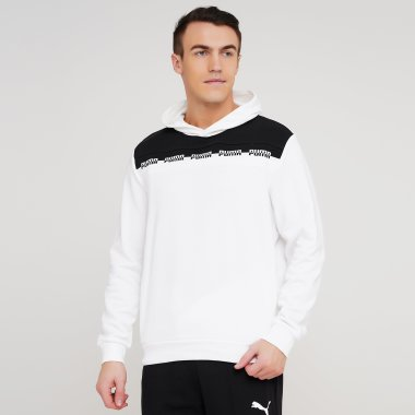 Кофти puma Amplified Advanced Hoodie - 128393, фото 1 - інтернет-магазин MEGASPORT