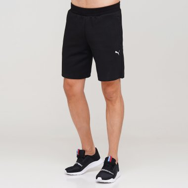 Шорты puma Bmw Mms Sweat Shorts - 128007, фото 1 - интернет-магазин MEGASPORT