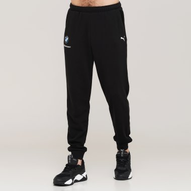 Спортивні штани puma Bmw Mms Ess Sweat Pants - 128398, фото 1 - інтернет-магазин MEGASPORT