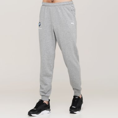 Спортивные штаны puma Bmw Mms Ess Sweat Pants - 128399, фото 1 - интернет-магазин MEGASPORT