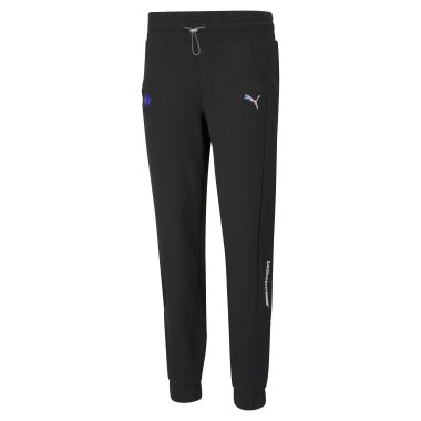 Спортивные штаны puma Bmw Mms Wmn Sweat Pants - 128407, фото 1 - интернет-магазин MEGASPORT