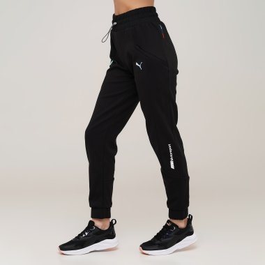Спортивні штани puma Bmw Mms Wmn Sweat Pants - 128407, фото 1 - інтернет-магазин MEGASPORT