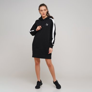 Плаття puma Iconic Hooded Dress - 128410, фото 1 - інтернет-магазин MEGASPORT