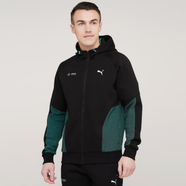 Кофты puma Mapf1 Hooded Sweat Jacket - 128412, фото 1 - интернет-магазин MEGASPORT