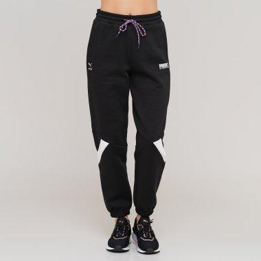 Спортивные штаны puma Pi Dblknit Track Pants - 128424, фото 1 - интернет-магазин MEGASPORT