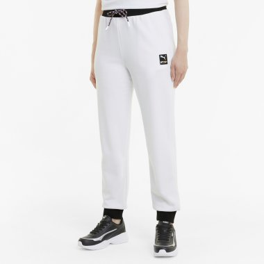 Спортивні штани puma Pi Knit Track Pants - 128429, фото 1 - інтернет-магазин MEGASPORT