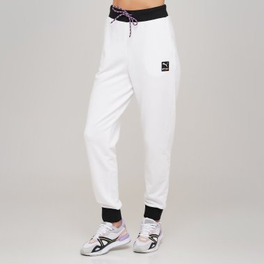 Спортивные штаны puma Pi Knit Track Pants - 128429, фото 1 - интернет-магазин MEGASPORT